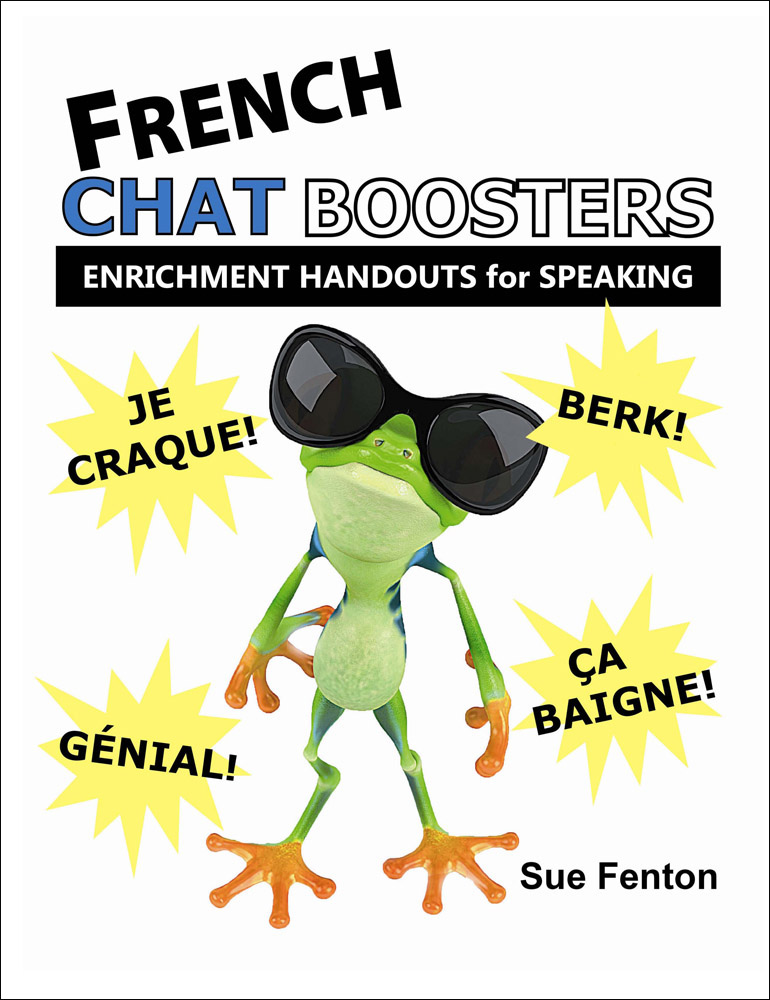 French Chat Boosters Book