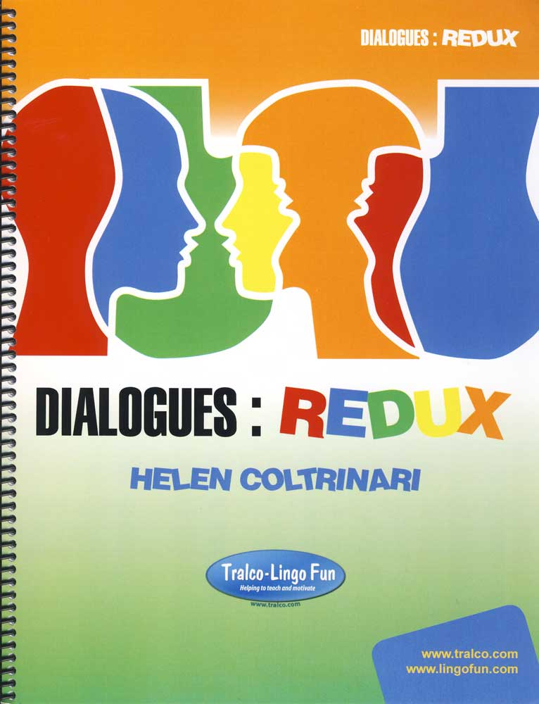 Dialogues: REDUX French Activity Book