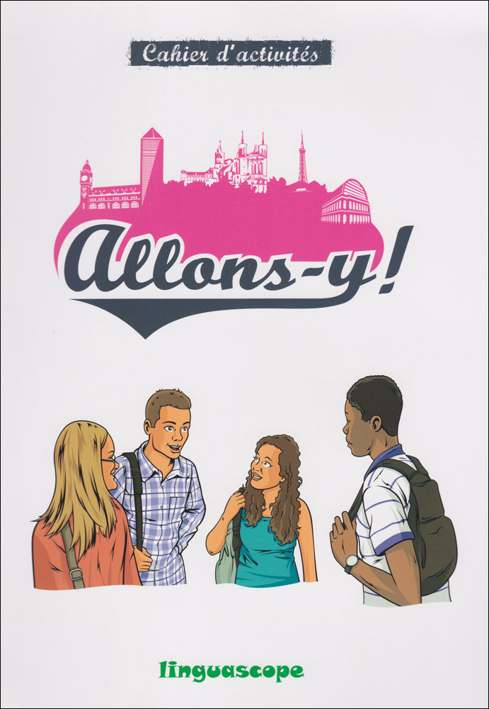 Allons-y! French DVD and Activity Book