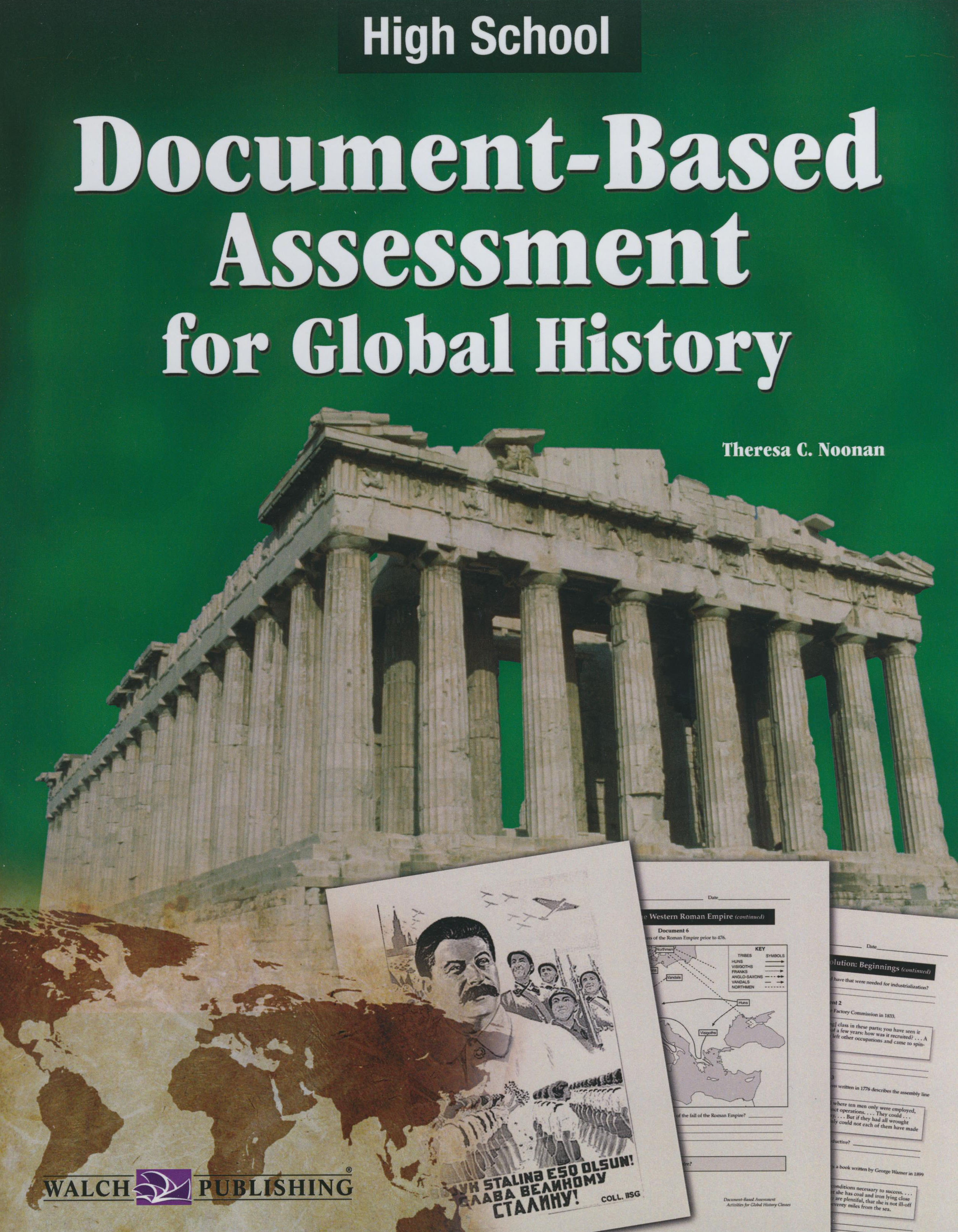 Document-Based Assessment for Global History, High School Book