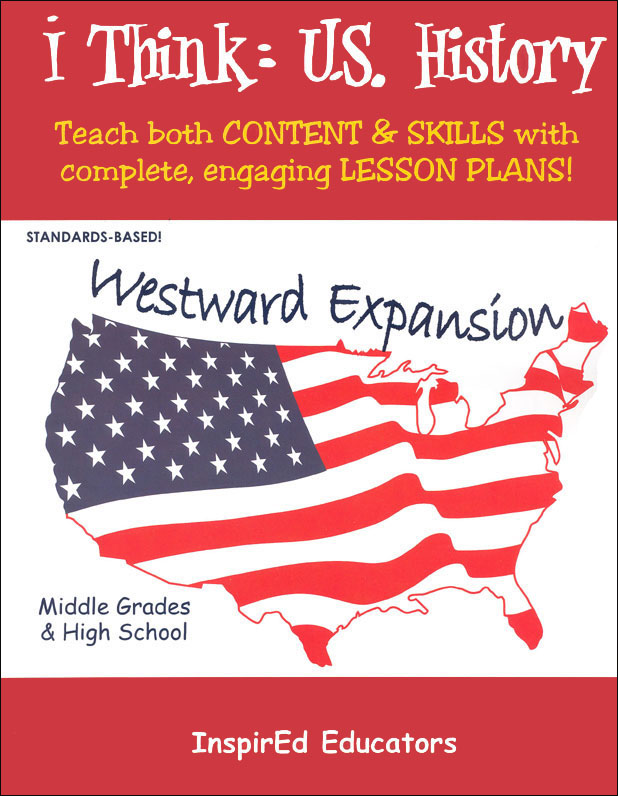 i Think: U.S. History, Westward Expansion Activity Book