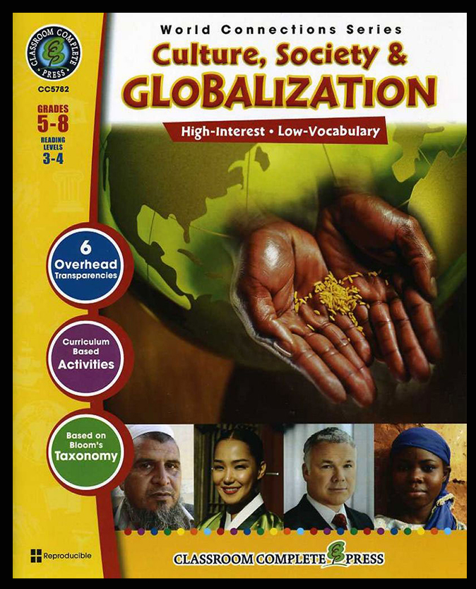 Culture, Society, & Globalization Activity Book