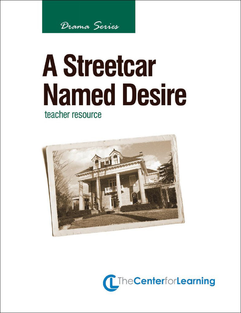 an assessment of the novel a streetcar named desire by tennessee williams