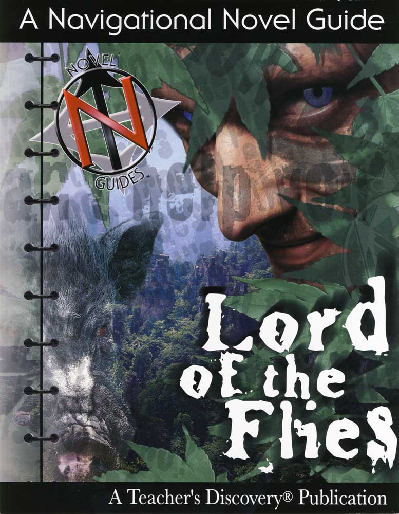 Lord of the Flies Novel Guide Book