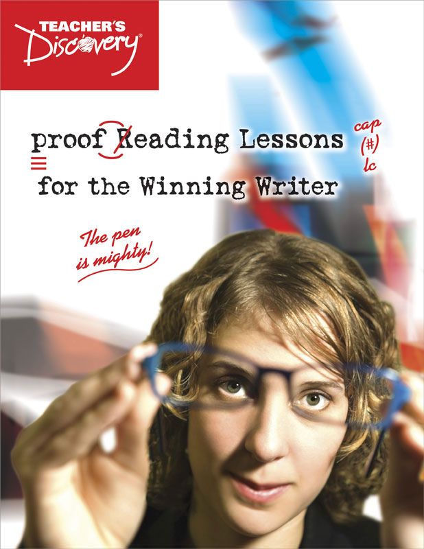 Proofreading Lessons Workbook