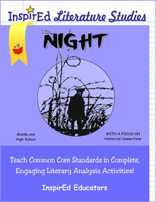 Night Literature Studies Book
