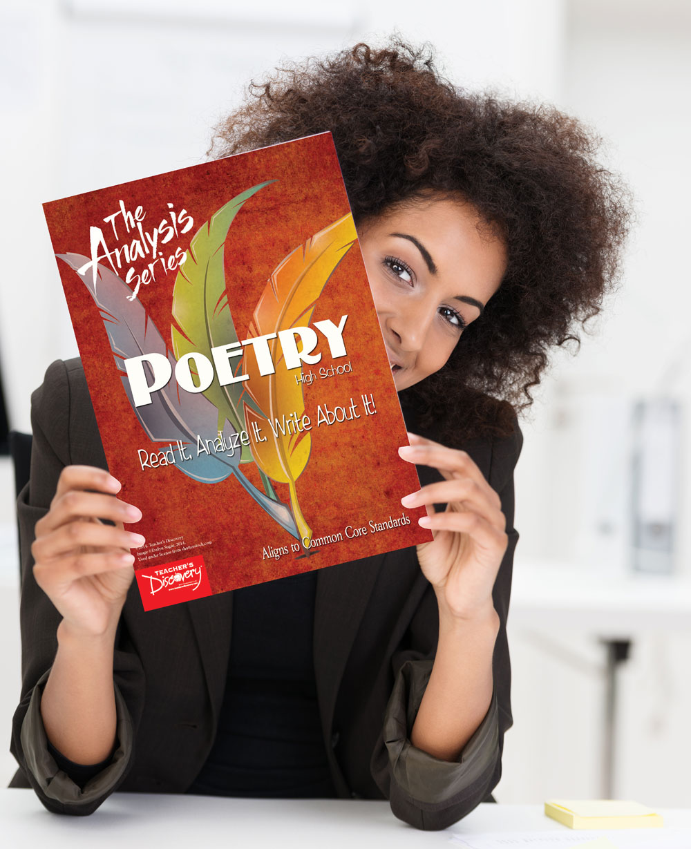 The Analysis Series: Poetry High School Book