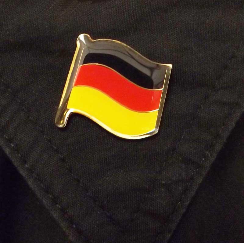 Germany Flag Pin