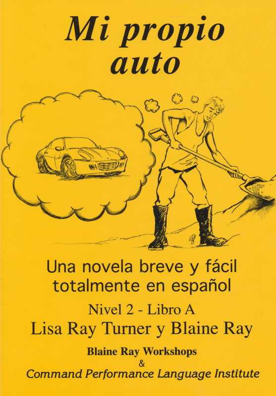 Mi propio auto Level 2 Spanish Reader