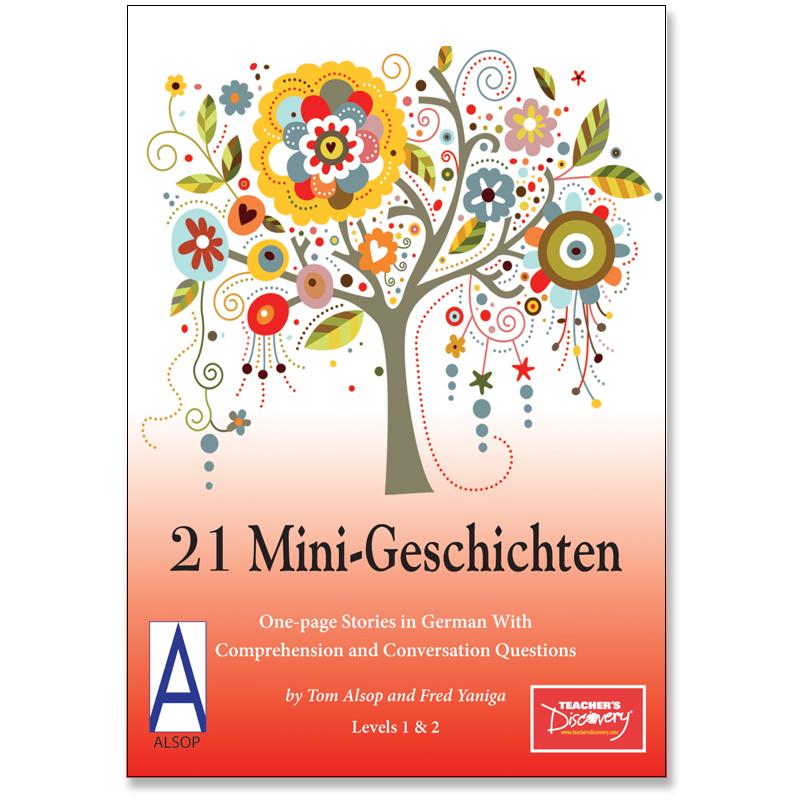 21 Mini-Geschichten Reader