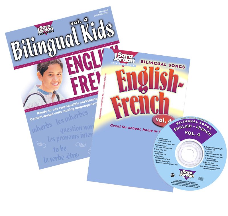Bilingual Songs: English-French Vol. 4  Download