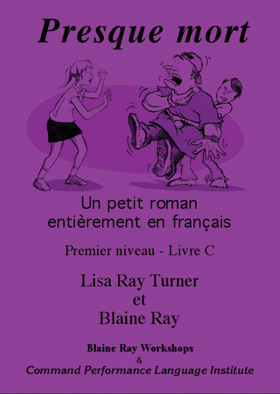 Presque Mort Level 1 French Reader