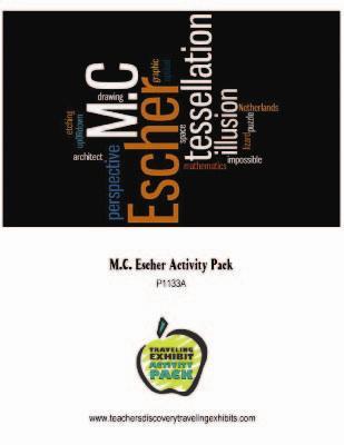 M.C. Escher Activity Packet Download