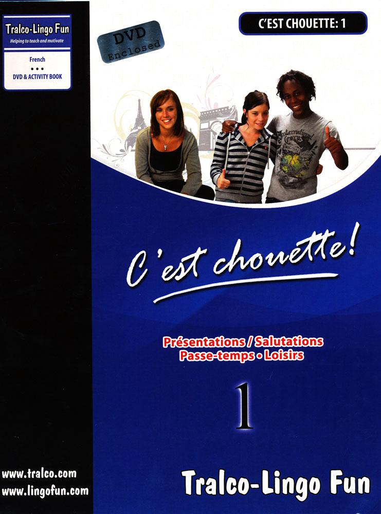 C est Chouette DVDs & Books