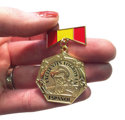 Spanish Honor Medal (2013)