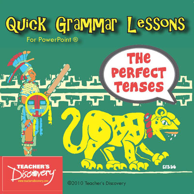The Perfect Tenses in Spanish PowerPoint CD
