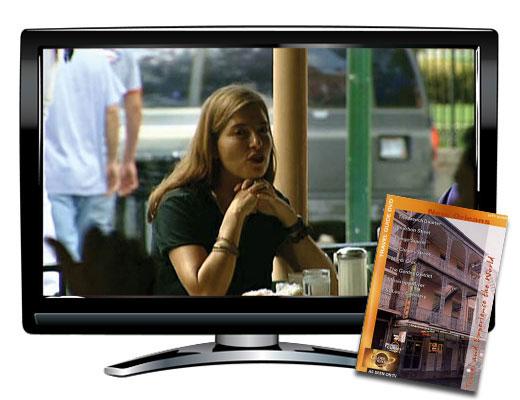 Globe Trekker™ New Orleans DVD