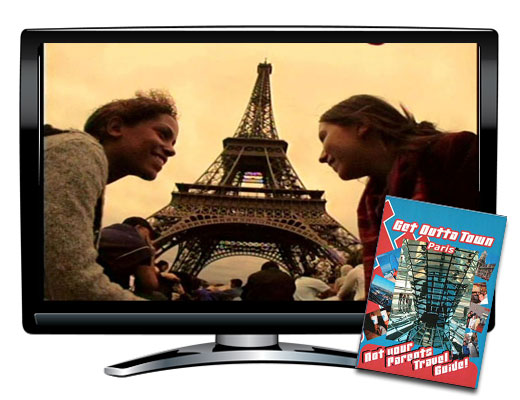 Get Outta Town Paris DVD