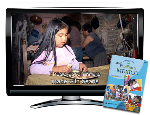 More Families From Mexico Spanish DVD