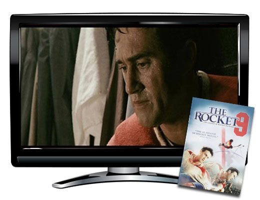 Rocket: The Legend of Rocket Richard French/English DVD