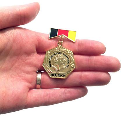 German Honor Medal (2013)