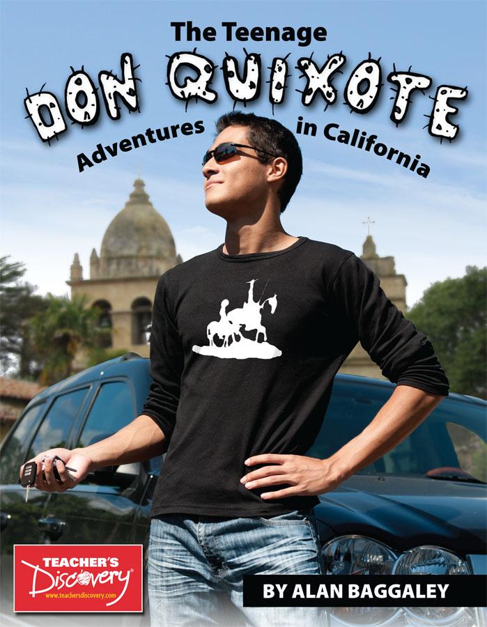 Teenage Don Quixote: Adventures in California Third-year Spanish Reader on CD