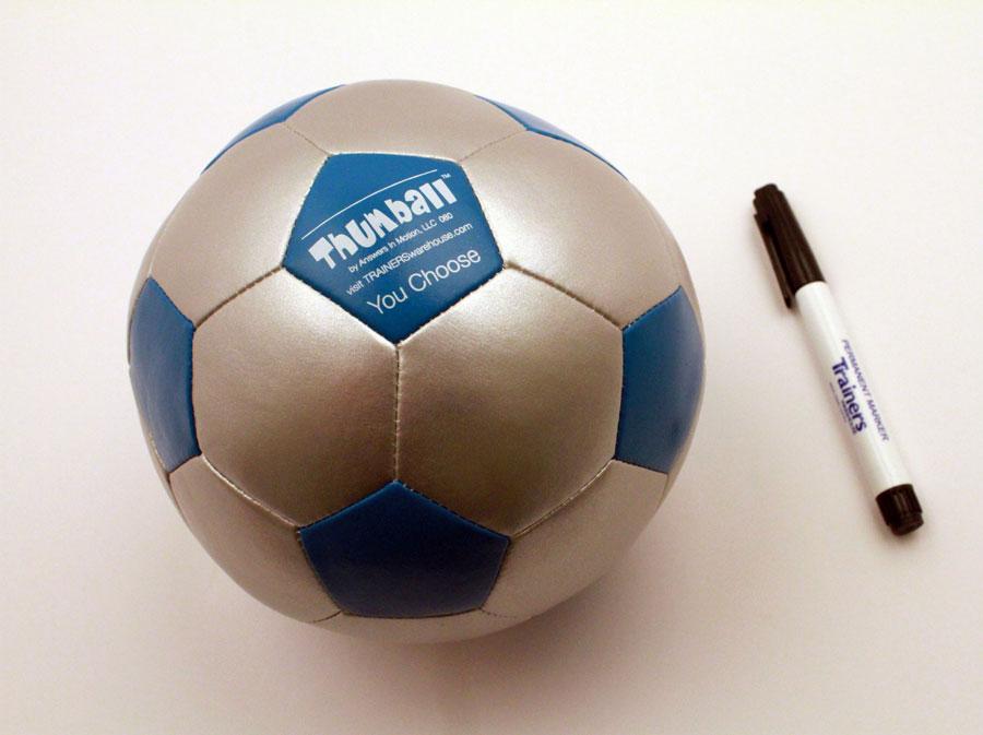 Thumball™  (6 inch diameter)