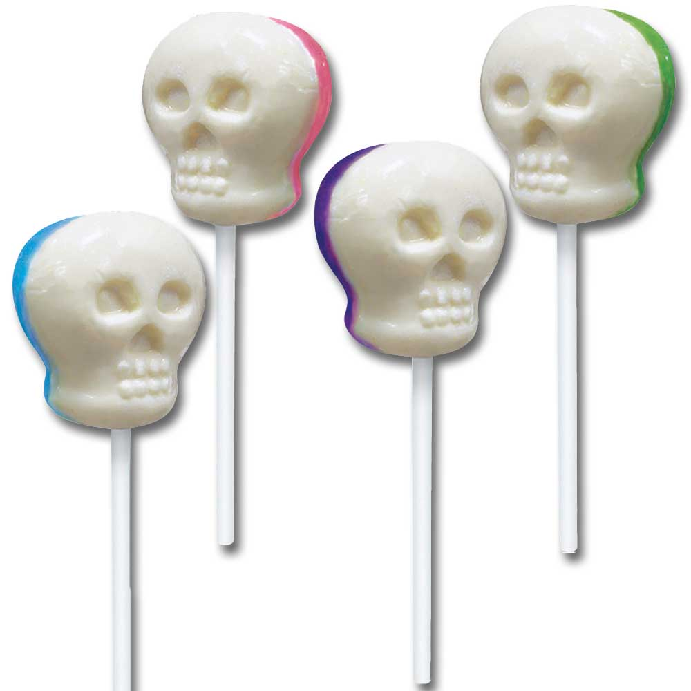Day of the Dead Skull Pop