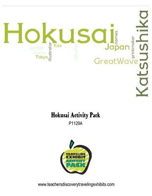 Katsushika Hokusai Activity Packet Download