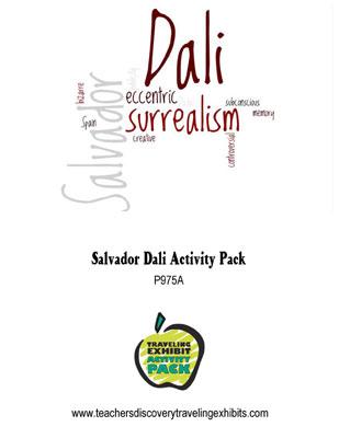 Salvador Dali Activity Packet Download