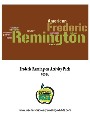 Frederic Remington Activity Packet Download
