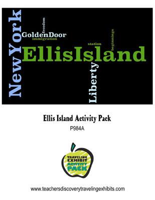 Ellis Island Activity Packet Download