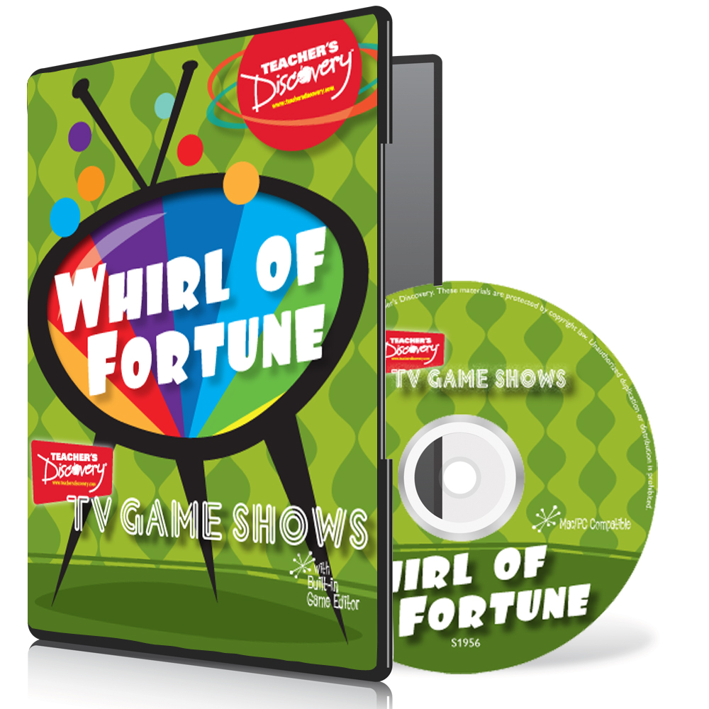 Whirl of Fortune TV Game Show
