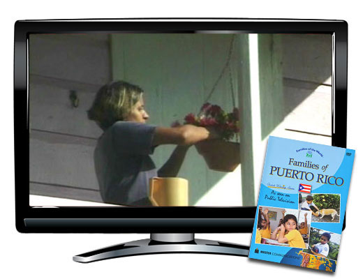 Families of Puerto Rico DVD