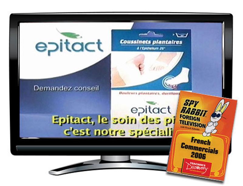 Spy Rabbit 2006 Commercials French DVD
