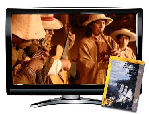 Globe Trekker™ Argentina DVD