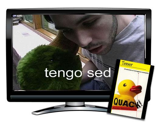 Tener + Spanish DVD