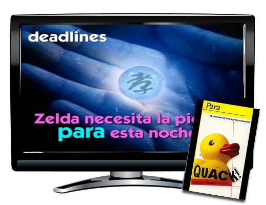 Para Spanish DVD