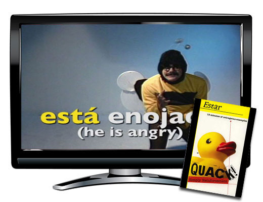 Estar Spanish DVD