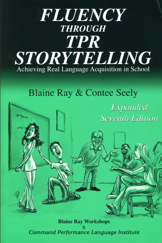 Fluency Through TPR Storytelling Book