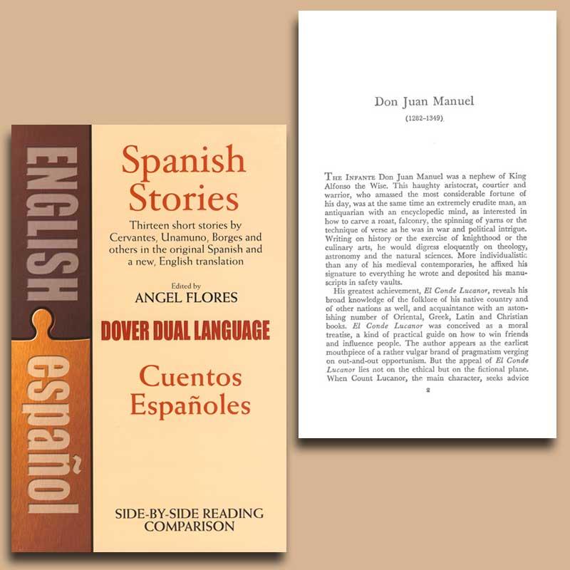 Cuentos Españoles - A Dual Language Book