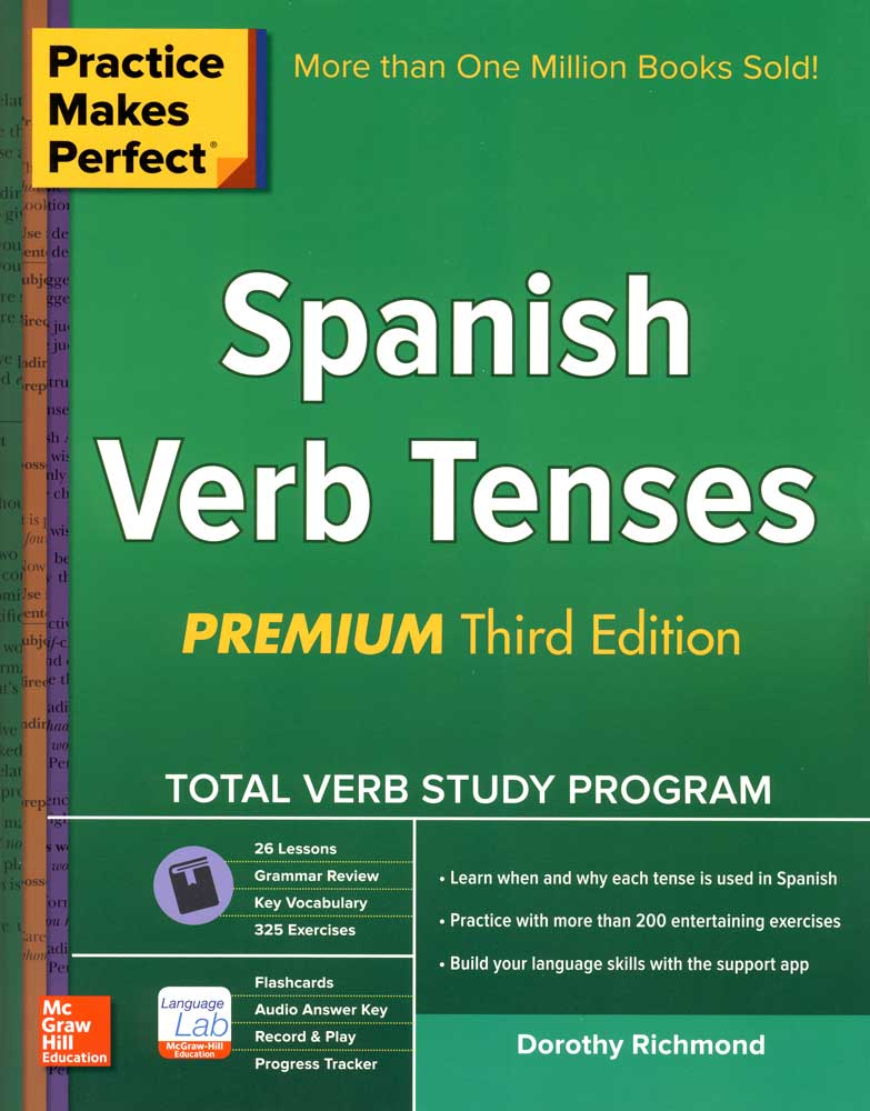 Practice Makes Perfect: Spanish Verb Exercise Book