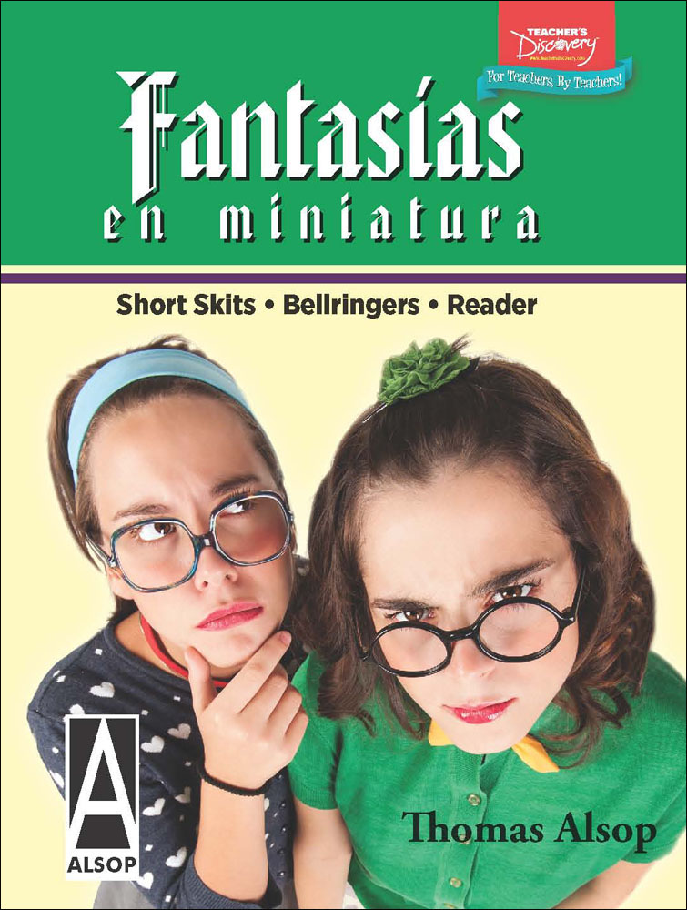 Fantasías en miniatura Level 1 Spanish Reader