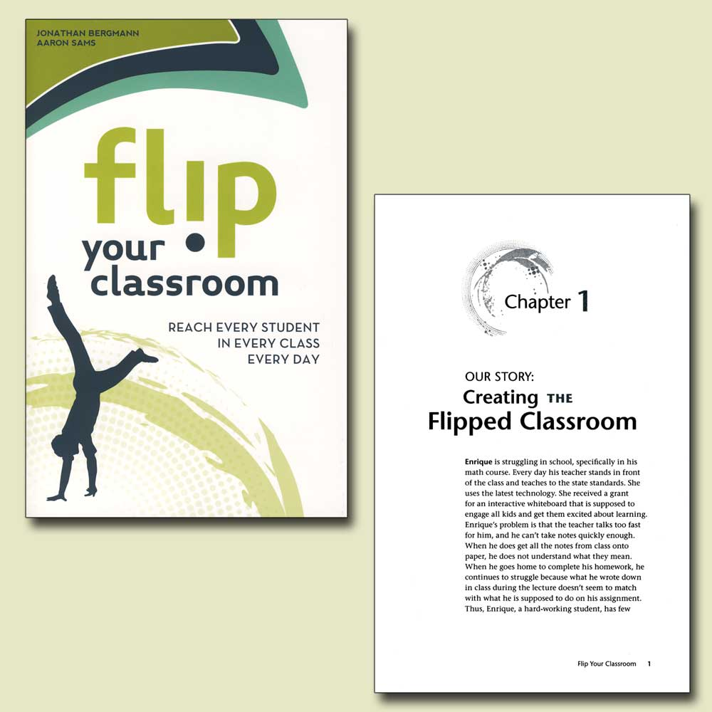 Flip Your Classroom Resource Book