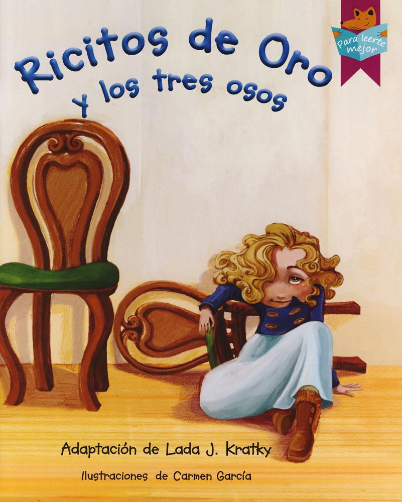 Ricitos de Oro y los tres asos Spanish Storybook