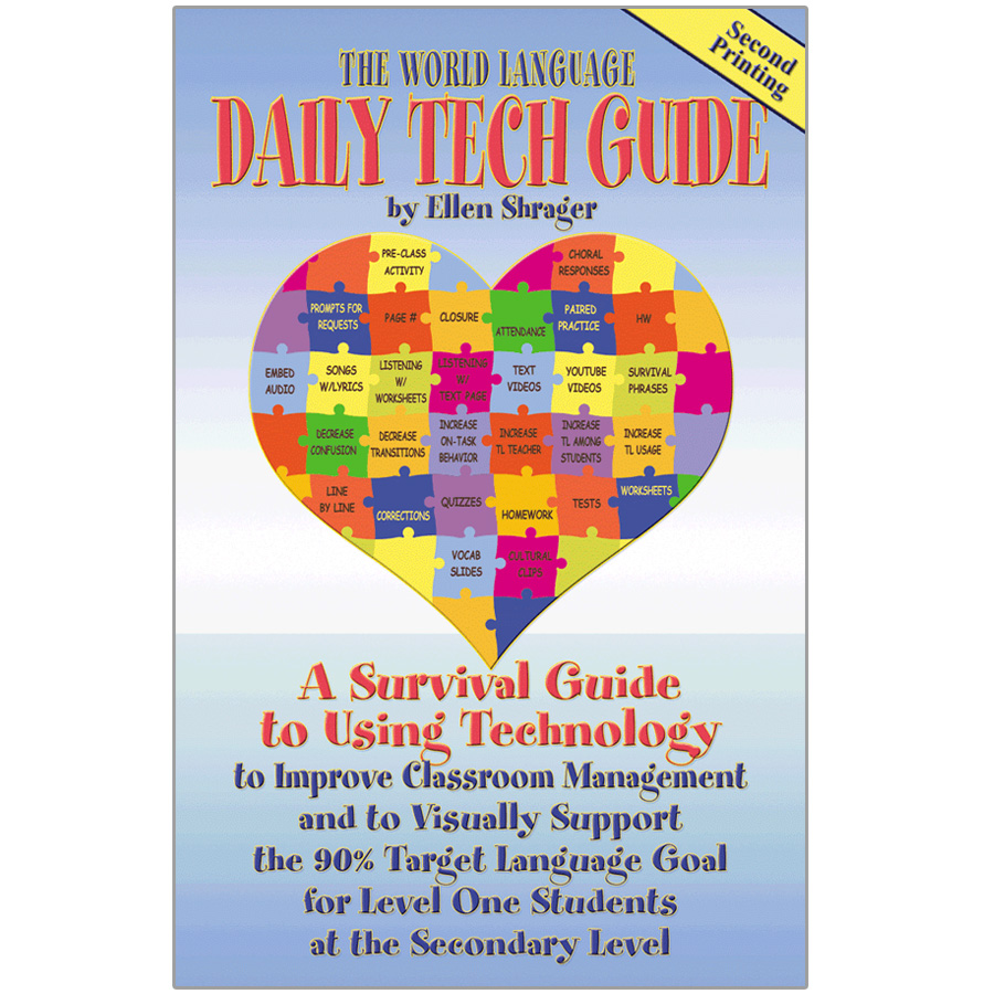 The World Language Daily Tech Guide Book
