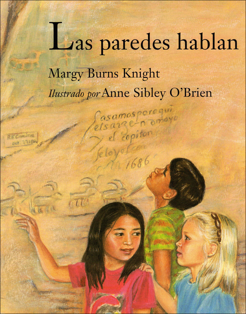 Talking Walls (Las paredes hablan) Spanish Book