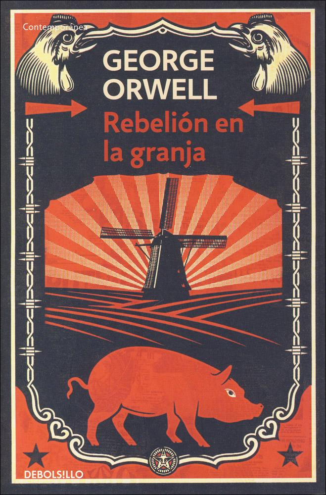Animal Farm in Spanish Book