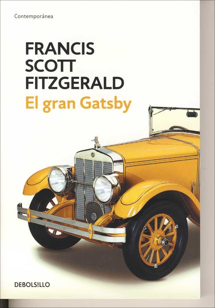 El gran Gatsby Book