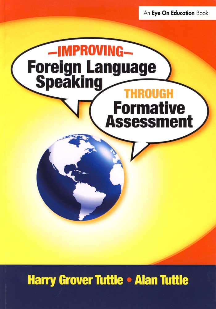 Improving Foreign Language Speaking Through Formative Assessment Book
